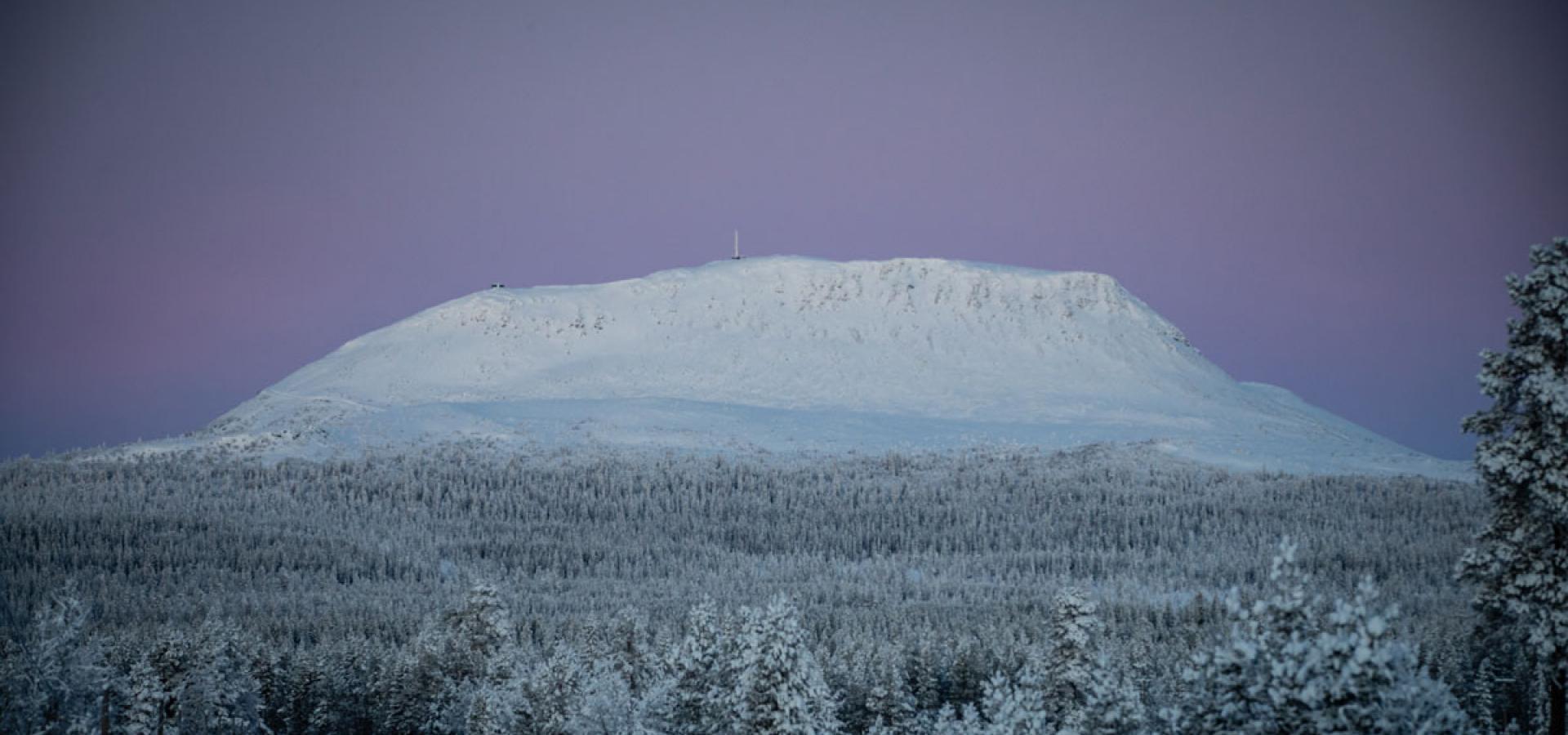 Längdskidor Lofsdalen