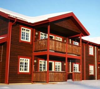 BJÖRNIDET – LARGE APARTMENTS CLOSE TO THE CROSS COUNTRY SKIING TRAILS