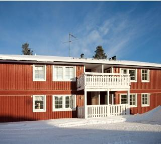 HJORTRONET – APARTMENTS NEAR THE SKI SLOPES AND RESTAURANTS